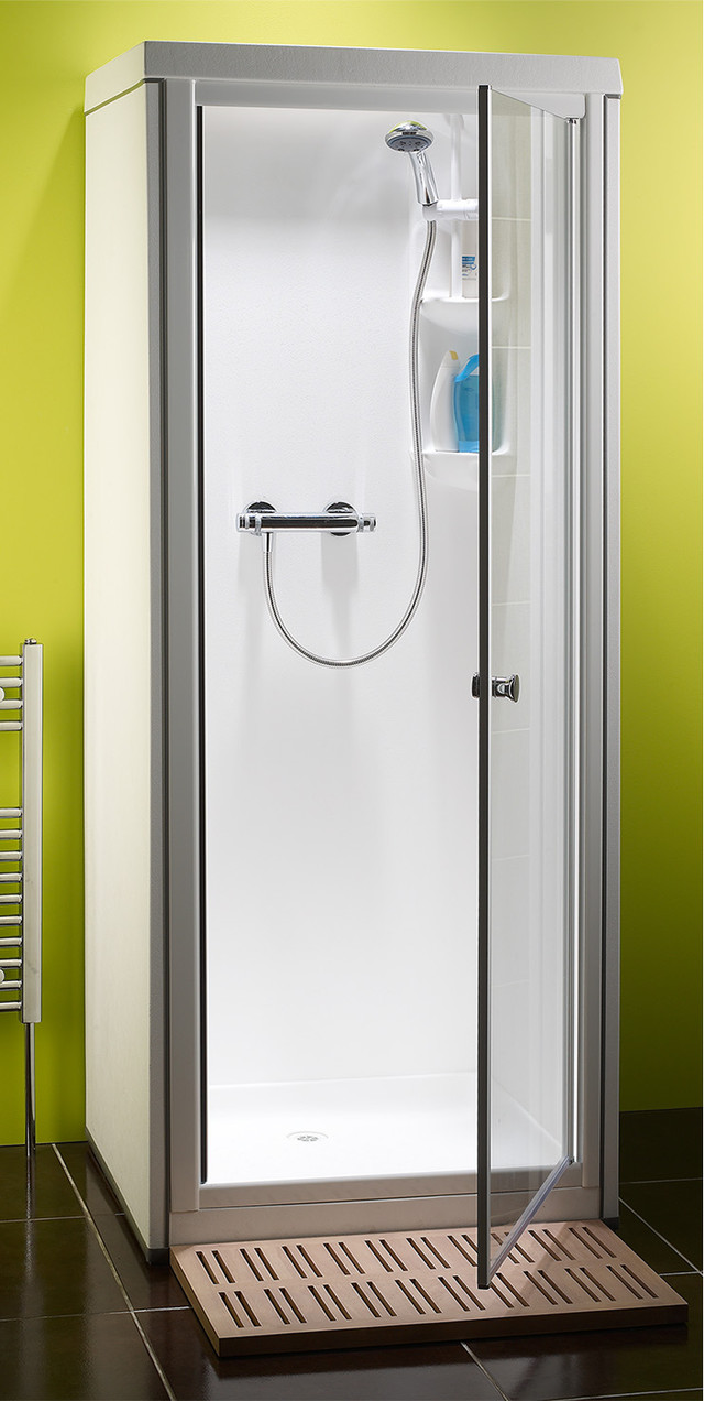 One Piece Shower Cubicles