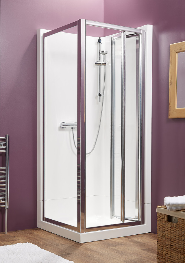 GRP Sectional Shower Cubicles